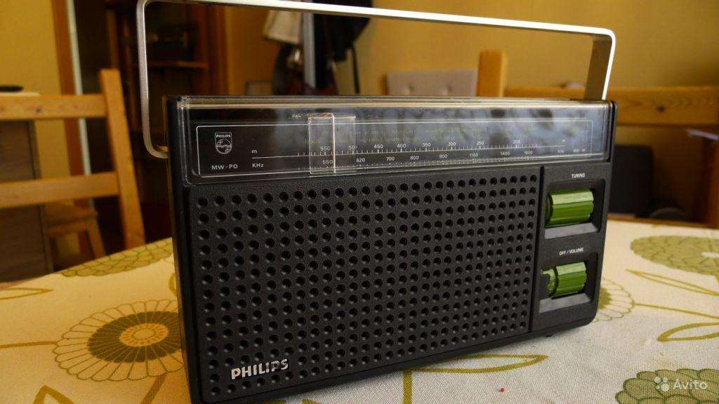 Philips Jenny de Luxe 250 радиоприемник 1975 год в Москве. Фото 1