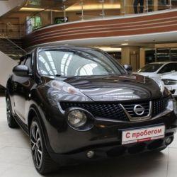 Nissan Juke, 2012