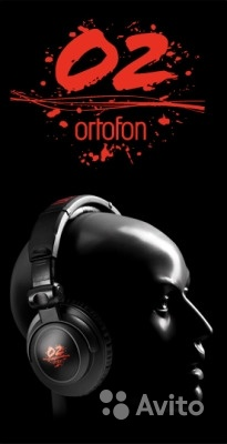 Ortofon Headphone O-Two в Москве. Фото 1