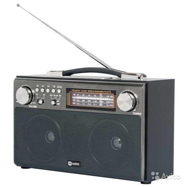 Радиоприемник harper hdrs 033 в Москве. Фото 1
