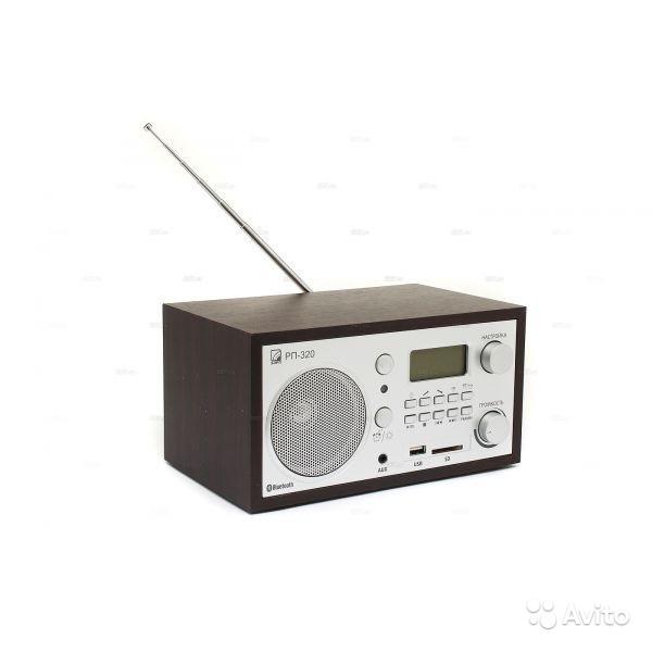 Радиоприемник сигнал рп 320 бзрп в Москве. Фото 1