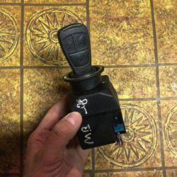 Ключ с замком на Мерседес бенц w208 CLK бу