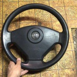 Руль с подушкой Opel Vivaro бушный