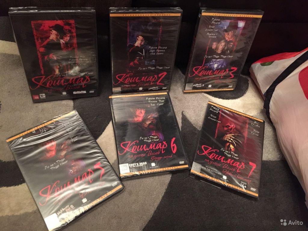 Новые DVD диски в Москве. Фото 1