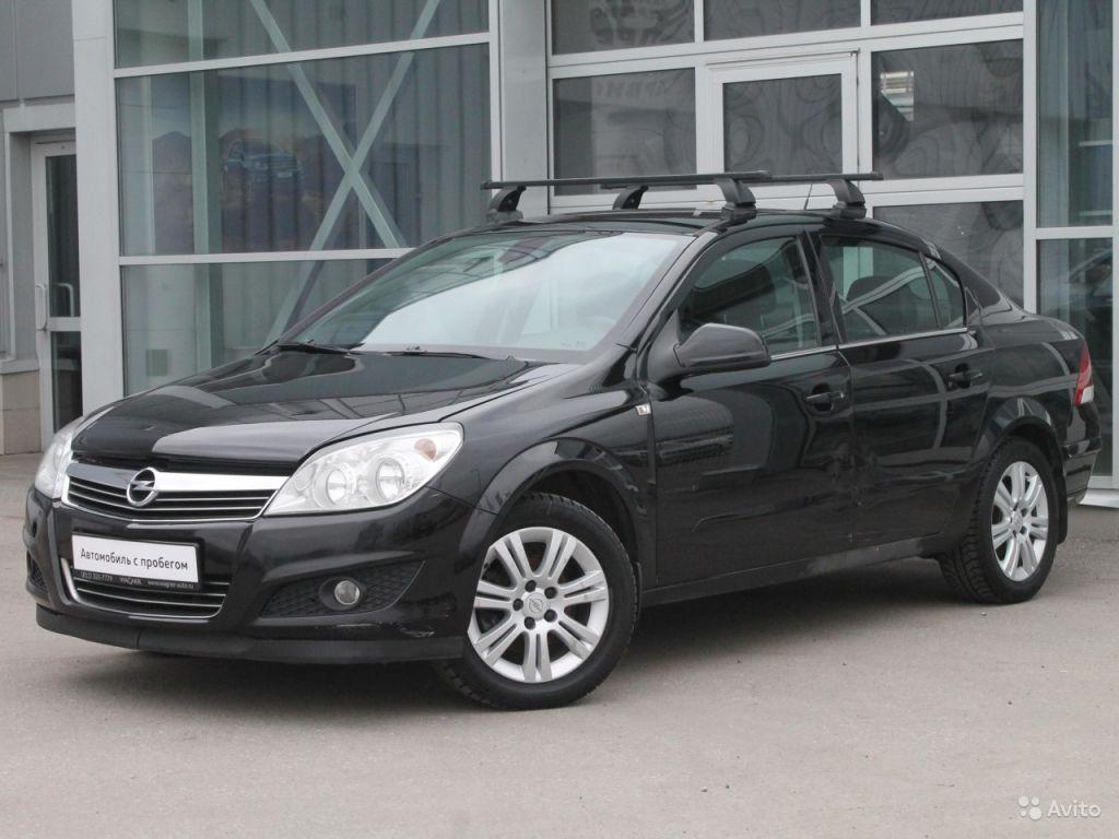Opel Astra, 2011 в Санкт-Петербурге. Фото 1