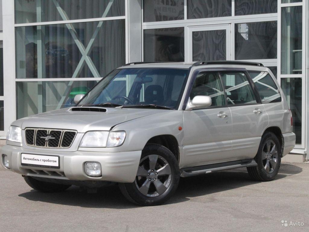 Subaru Forester, 2000 в Санкт-Петербурге. Фото 1