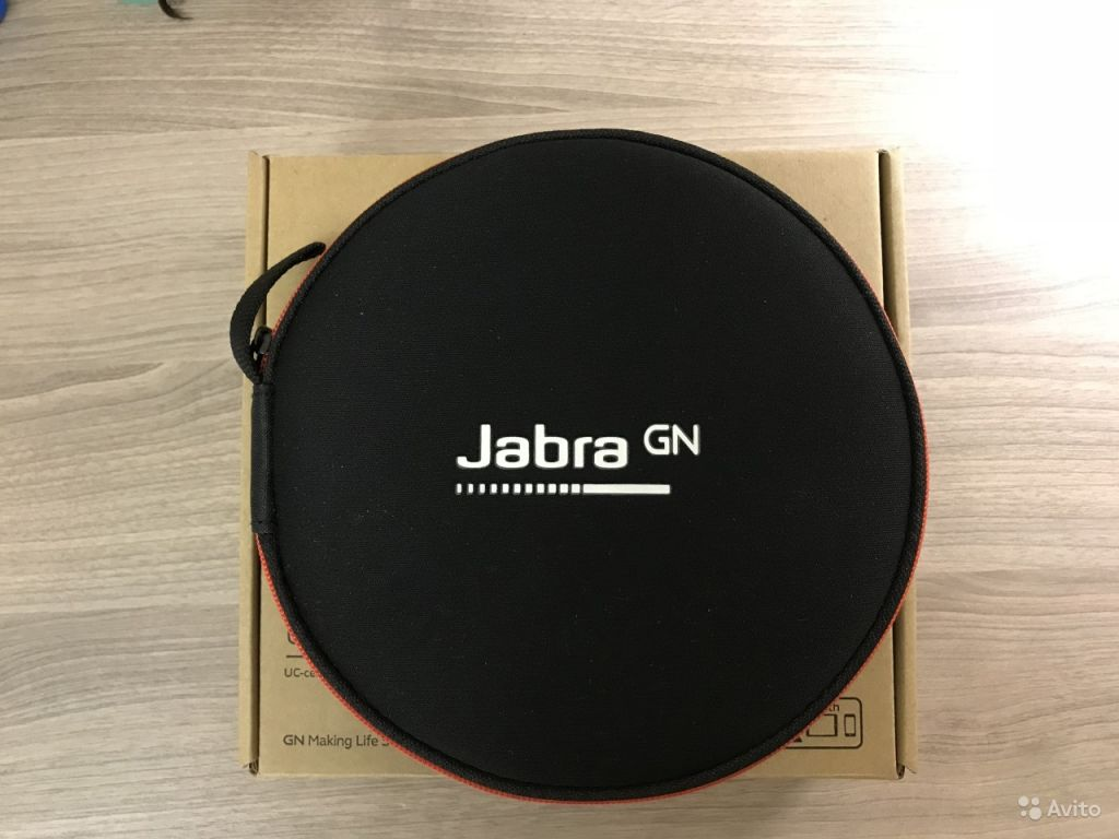 Jabra Evolve 75e в Москве. Фото 1