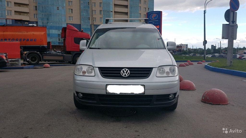Volkswagen Caddy, 2009 в Санкт-Петербурге. Фото 1