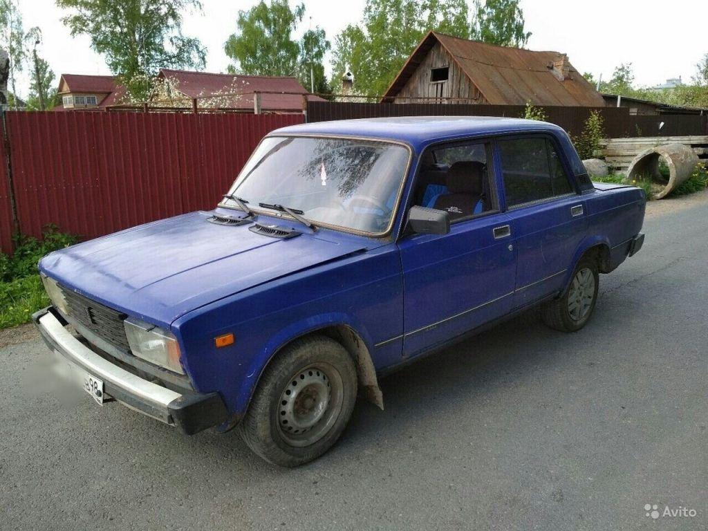 ВАЗ 2105, 2001 в Санкт-Петербурге. Фото 1