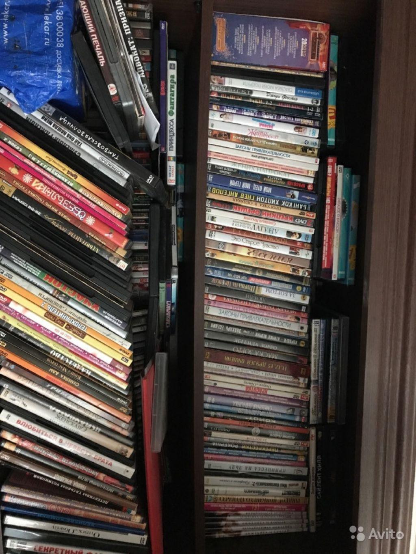 DVD диски в Москве. Фото 1