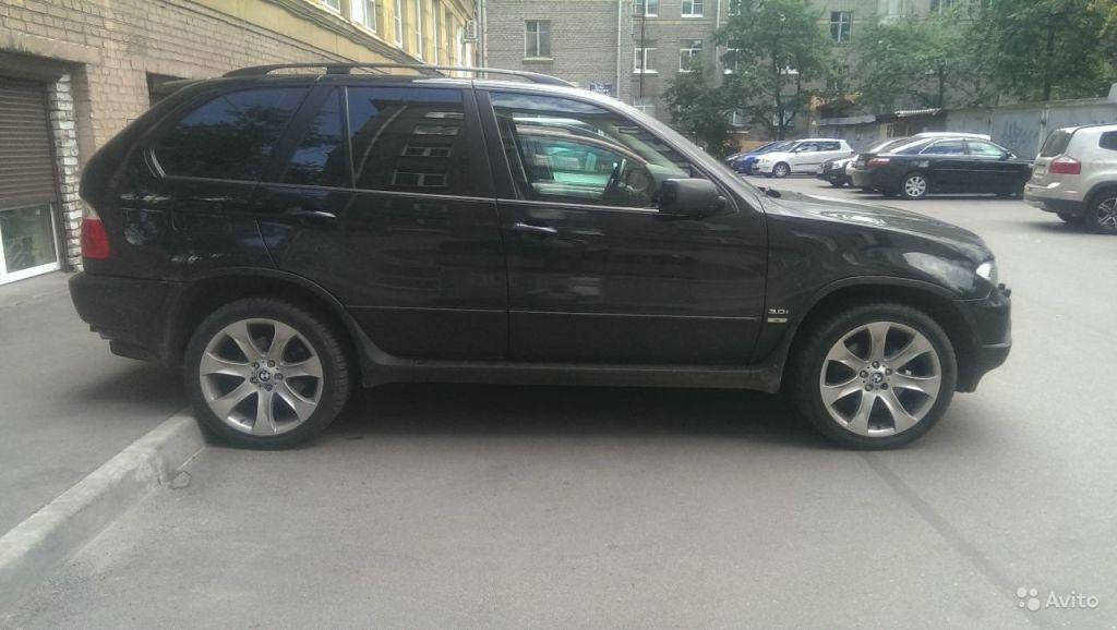 BMW X5, 2006 в Санкт-Петербурге. Фото 1