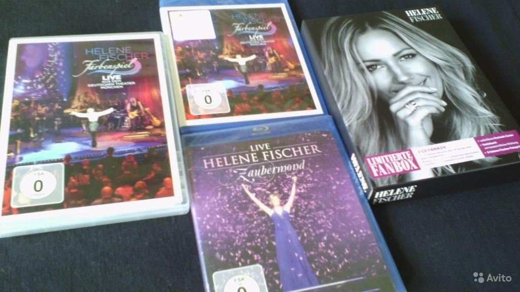 Helene Fischer DVD, Blu-ray и CD в Москве. Фото 1