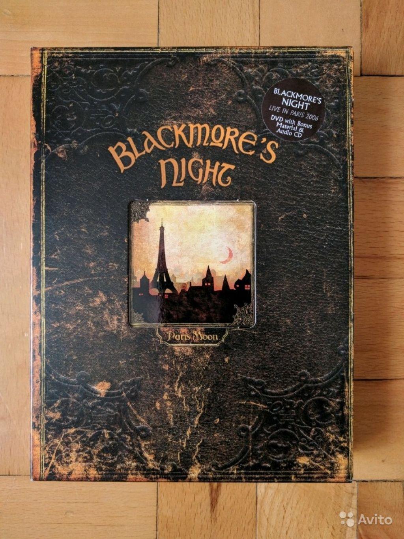 Blackmore's night коллекционный DVD в Москве. Фото 1