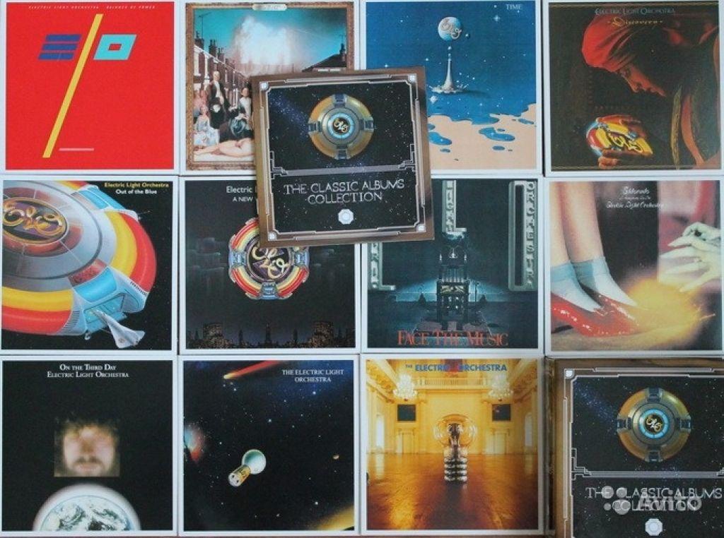 BOX SET (CD) (бокс-сеты, мини-винил) в Москве. Фото 1