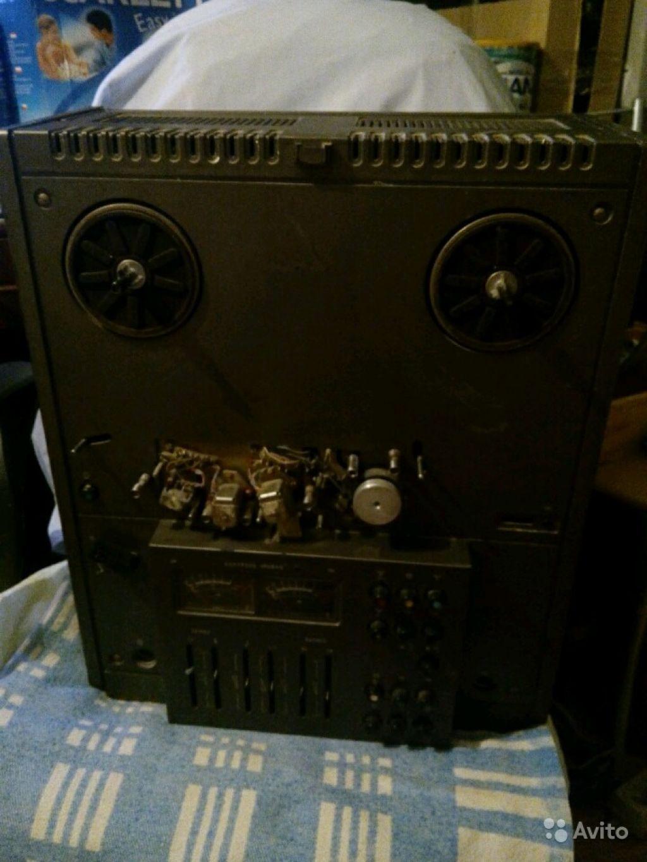 Магнитофон Орбита-106 стерео в Москве. Фото 1