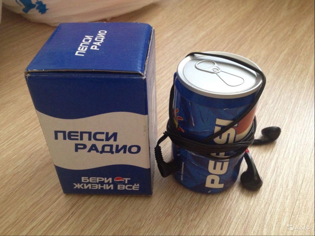 Pepsi-радио в Москве. Фото 1