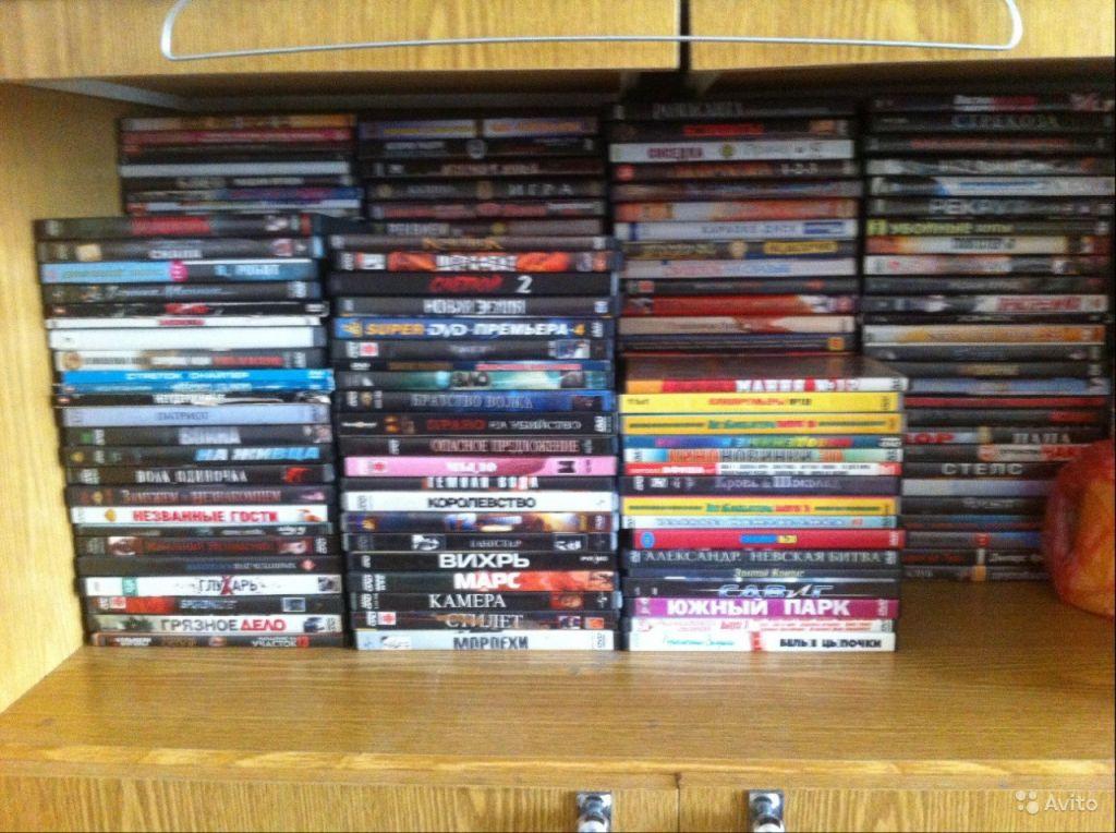 Продаю dvd фильмы и cd игры.или обмен на что нибуд в Москве. Фото 1