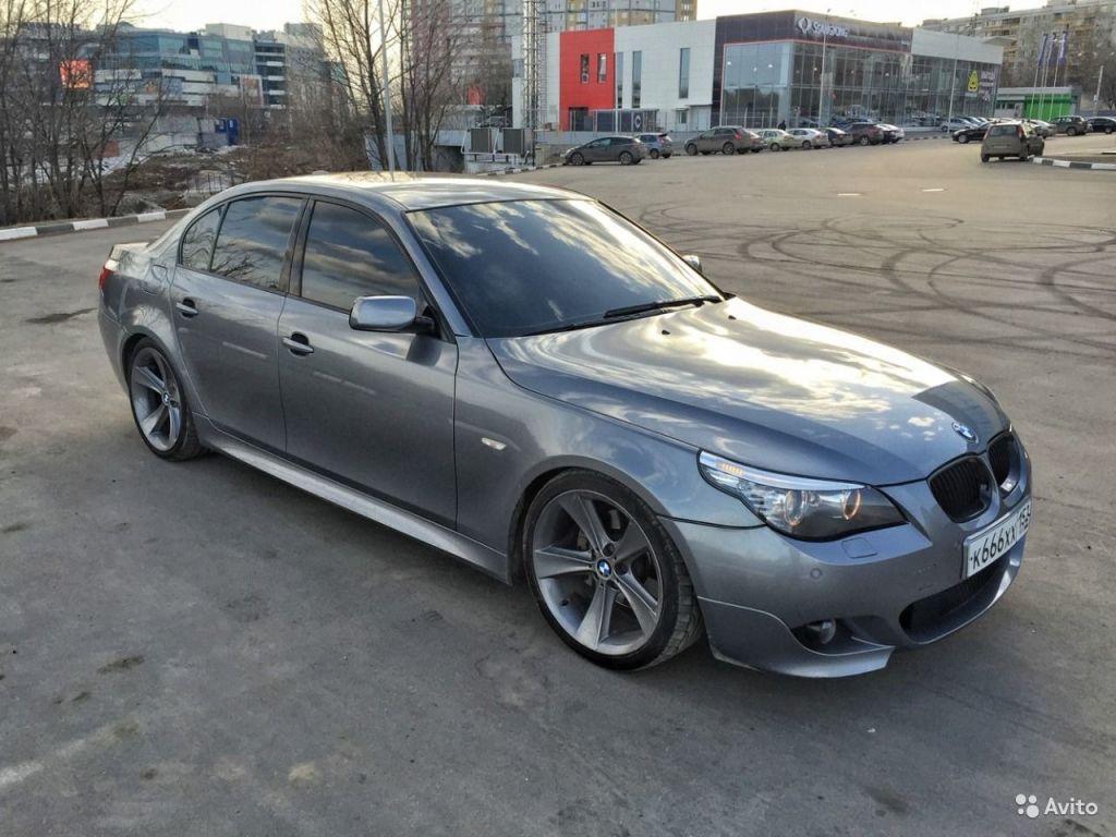 BMW 5 серия, 2008 в Санкт-Петербурге. Фото 1