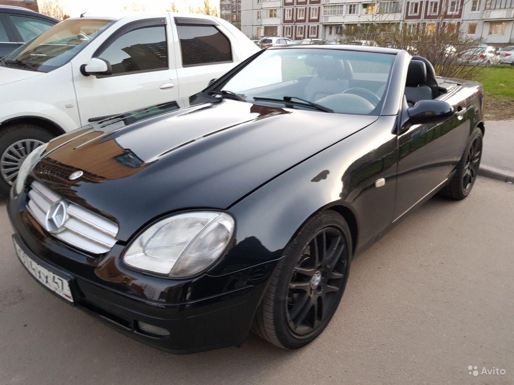 Mercedes-Benz SLK-класс, 1999 в Санкт-Петербурге. Фото 1