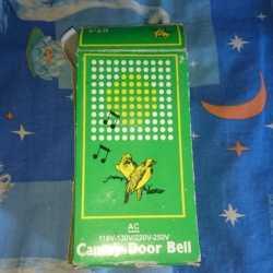 Дверной звонок canary door bell CT-1