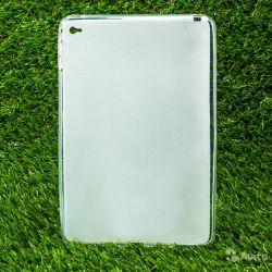 Белый силиконовый чехол для iPad mini 4 Pudding Ca