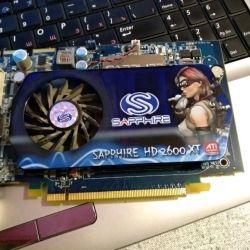 Видеокарта Sapphire HD 2600 XT