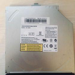 DVD-RW привод для ноутбука lite-ON DS-8A9SH