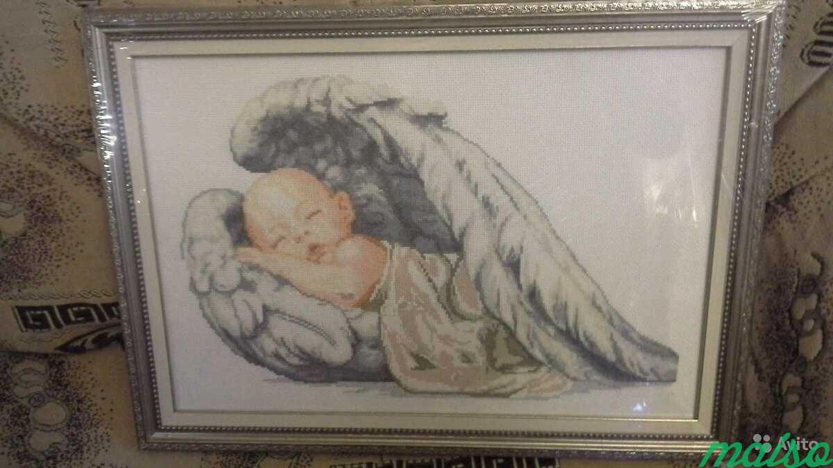 Картина Ангел в Москве. Фото 1