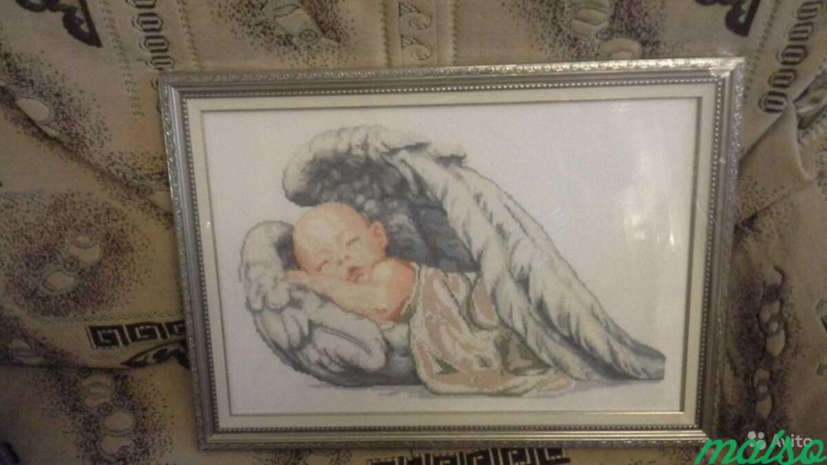 Картина Ангел в Москве. Фото 2