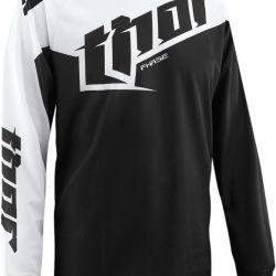 Джерси thor phase tilt black jersey