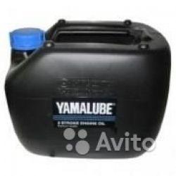 Масло Yamalube 2-M TC-W3 RL Marine Mineral Oil,20л