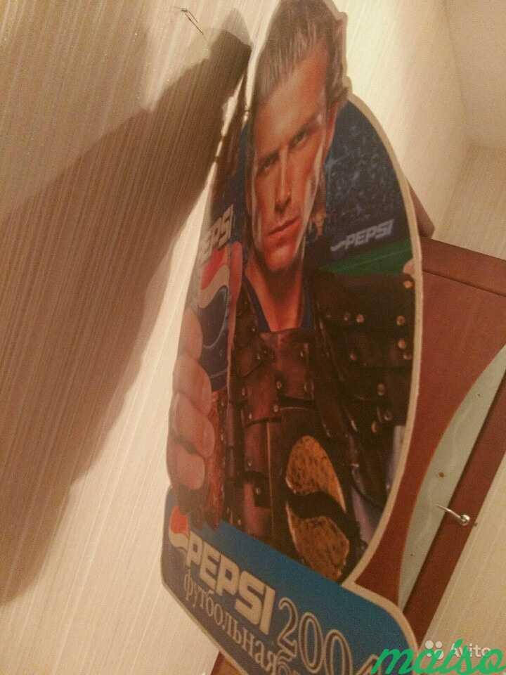 Постер Дэвид Бекхэм (85х60см) в Москве. Фото 3