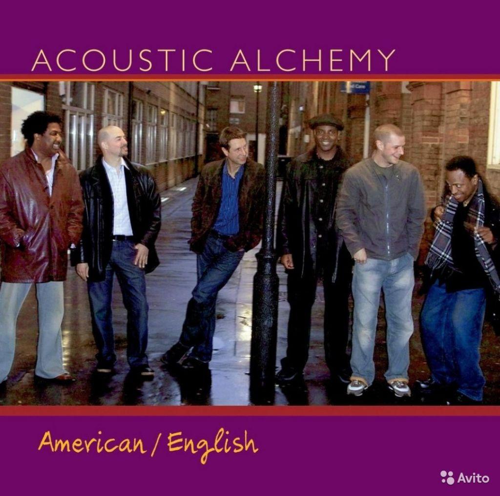 Acoustic Alchemy CD Jazz / Джаз. Made In USA в Москве. Фото 1