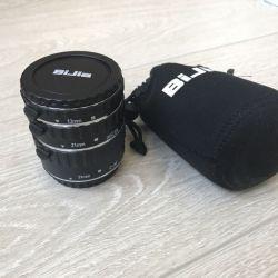 Макрокольца с автофокусом на Canon