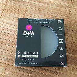B+W XS-Pro Digital HTC KSM MRC nano Pol-Circ 77mm