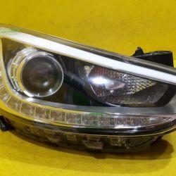 Фара правая Hyundai Solaris 1 (10-14) Галоген