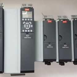Частотные преобразователи Danfoss Aqua 0.4-75кВт