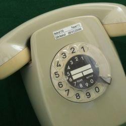 Телефон настенный старый FeWAp 611-1 - 1969 года