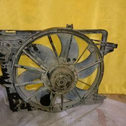 Рено Логан до 14 г.в Renault logan new вентилятор