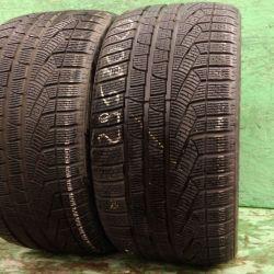 Пара зимних Pirelli Sottozero 295/30 R20