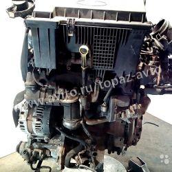 Двигатель Ford Transit 5 qvfa 2,2 TDCi 110 2006 г